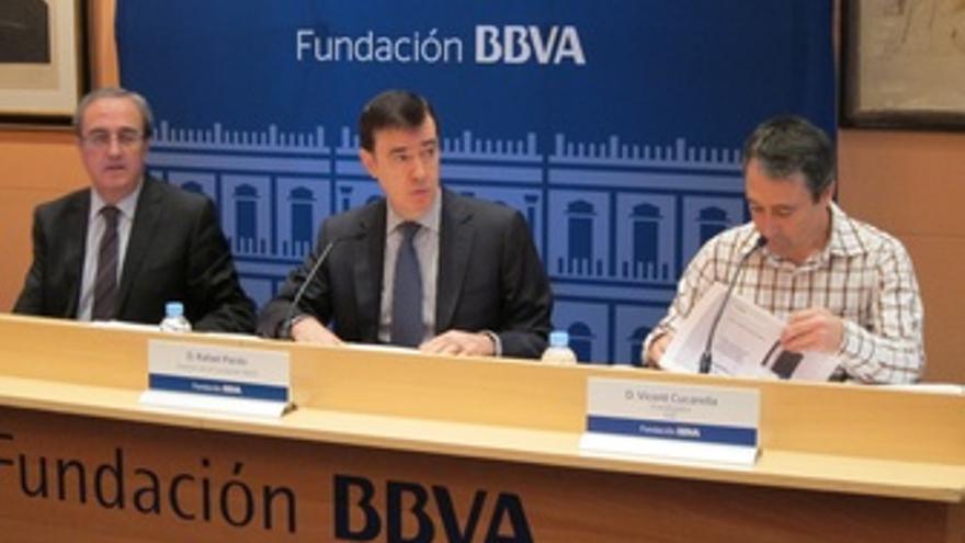 Director De La Fundación BBVA, Rafael Pardo