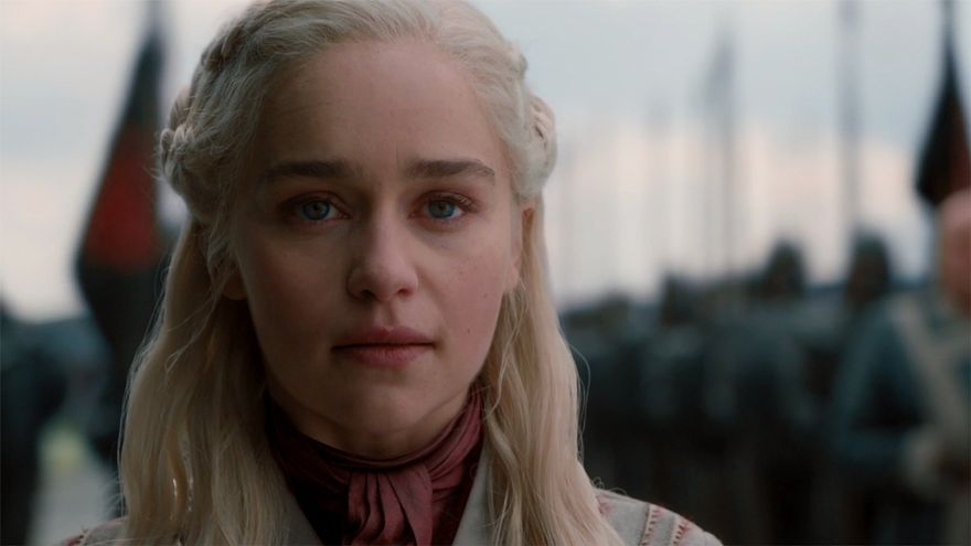 Juego de Tronos 8x04: Daenerys