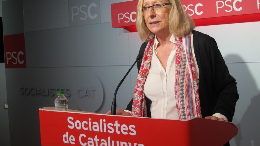 El PSC idea una campaña austera: un 30% menos de presupuesto y sin banderolas