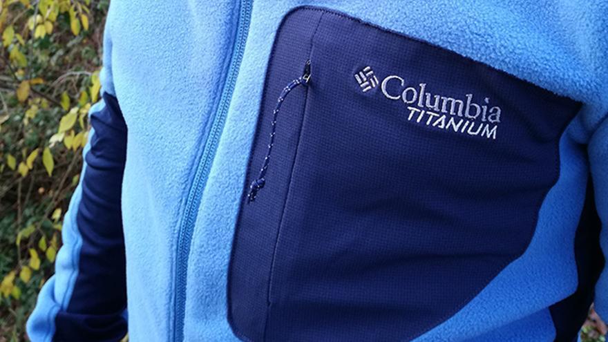 Chaqueta polar Titan Pass 2.0 II de Columbia