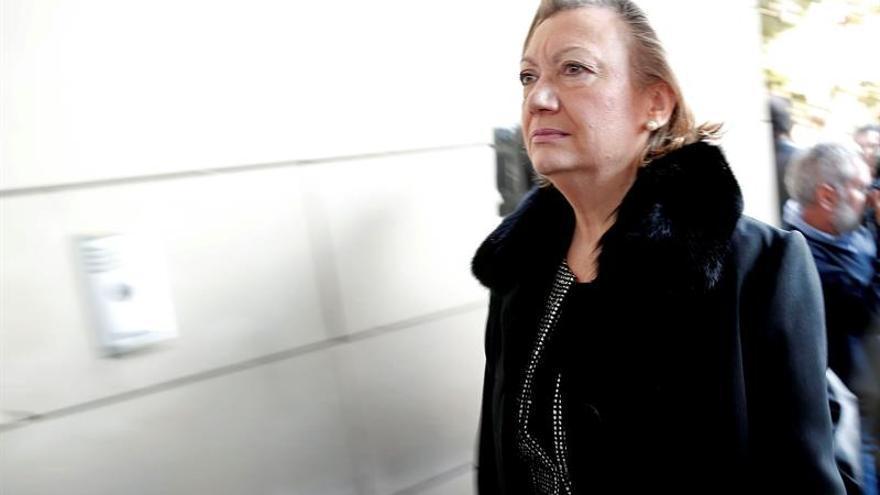 Rudi defiende la dimisión de políticos imputados cuando se abra juicio oral