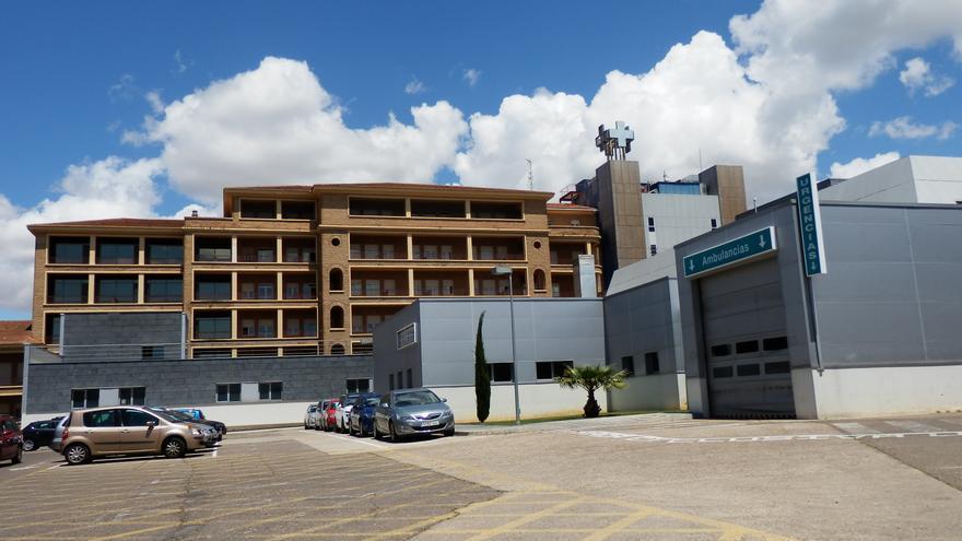 Hospital Royo Villanova de Zaragoza.