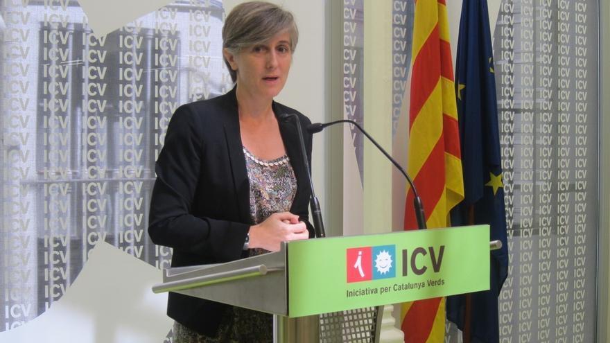 """ICV propone que Cataluña sea un """"Estado libre, social y ecológico"""" en una España plurinacional"""