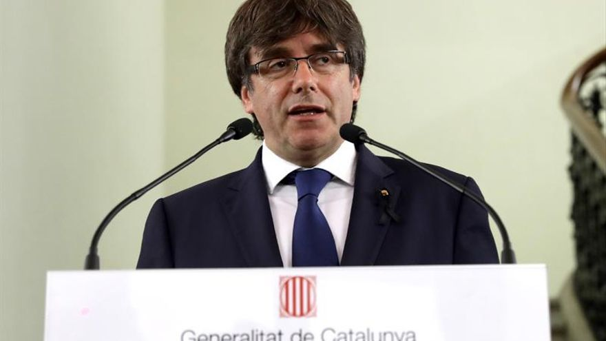 """El presidente catalán pide al Gobierno que """"no haga política"""" con seguridad"""