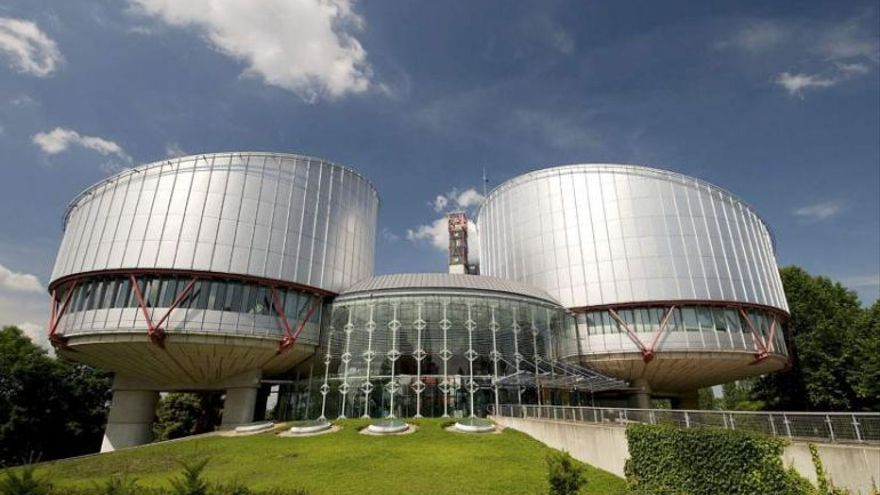 Tribunal Europeo de Derechos Humanos en Estrasburgo.