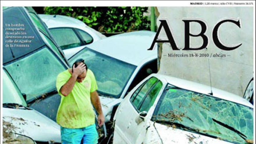 De las portadas del día (18/08/2010) #1