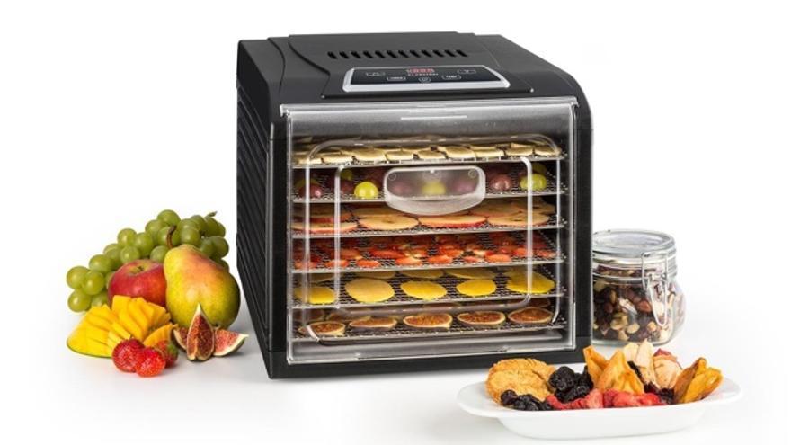 Deshidratador de alimentos: ventajas y peligros del nuevo miembro de la cocina
