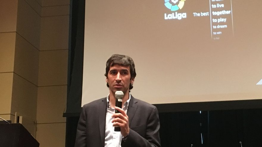 La empresa de renovables del exfutbolista Raúl se declara en concurso de acreedores