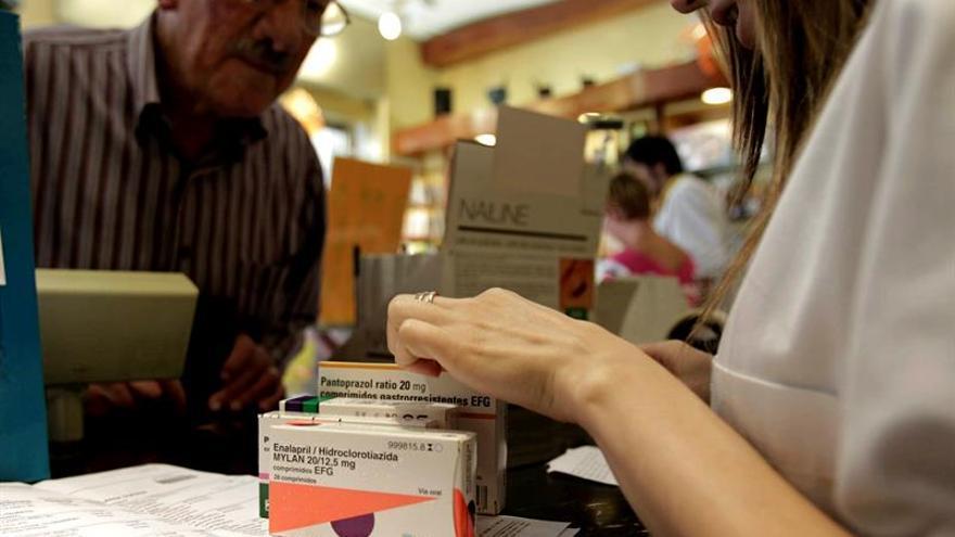 El gasto farmacéutico sube un 5 por ciento en abril
