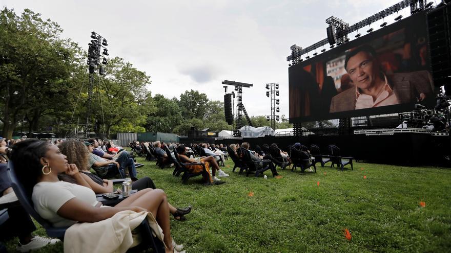 """El musical latino """"In The Heights"""" debuta en cines por debajo de las expectativas"""