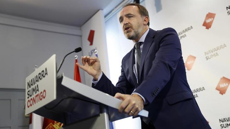 """Na+ cree """"impresentable"""" que se haga un """"trueque político"""" con presos de ETA"""