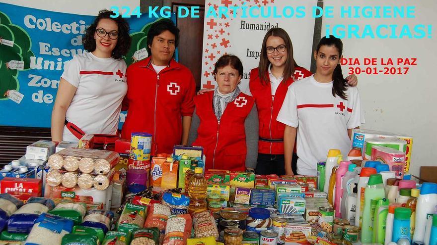 En la imagen, un mercadillo solidario de las Escuelas Unitarias.