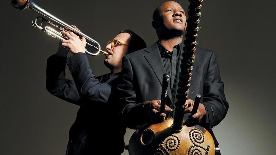 El dúo senegalés Ablaye Cissoko & Volker Goetze