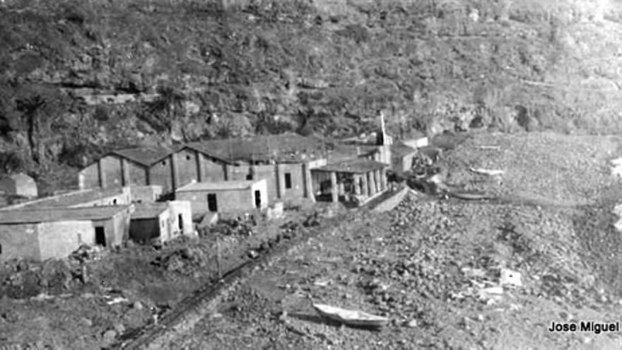 La Rajita en 1910