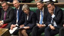 Diez meses de rebelión interna que obligaron a May a dimitir