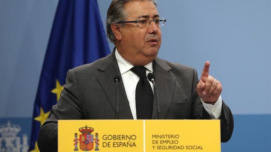 La AEGC pide el relevo de los guardias civiles de refuerzo en Cataluña