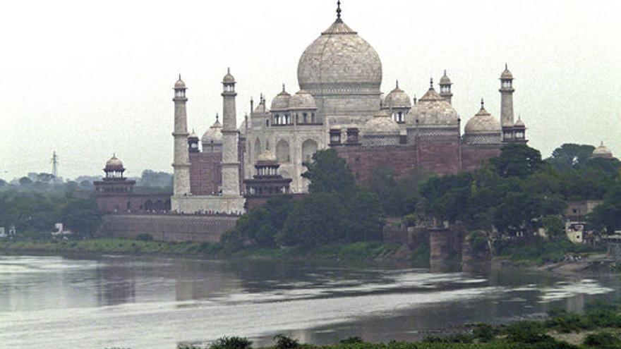 Taj Mahal, India, el monumento funerario más grandioso del mundo. Rosa María Artal