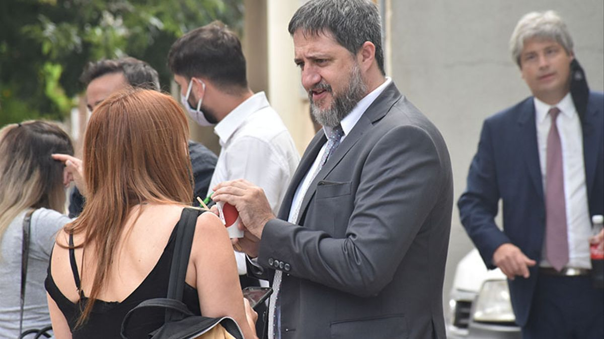 Fiscal Matías Edery