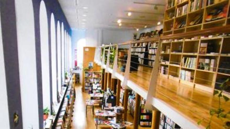 Imagen de la librería Katakrak.