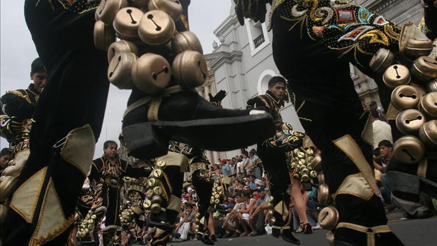 La fiesta de la Candelaria es inscrita en la lista del patrimonio inmaterial