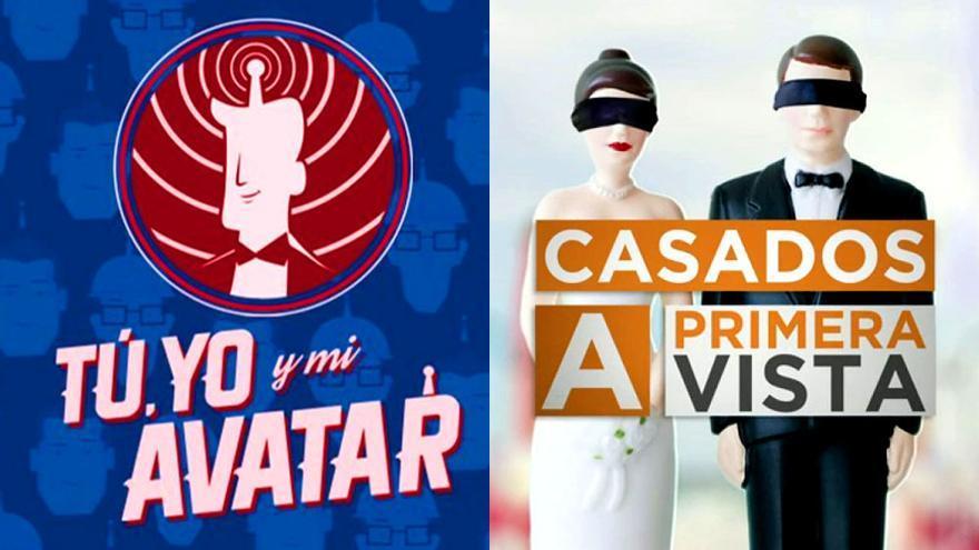 'Tú, yo y mi avatar' contra 'Casados a primera vista' en la noche de los lunes