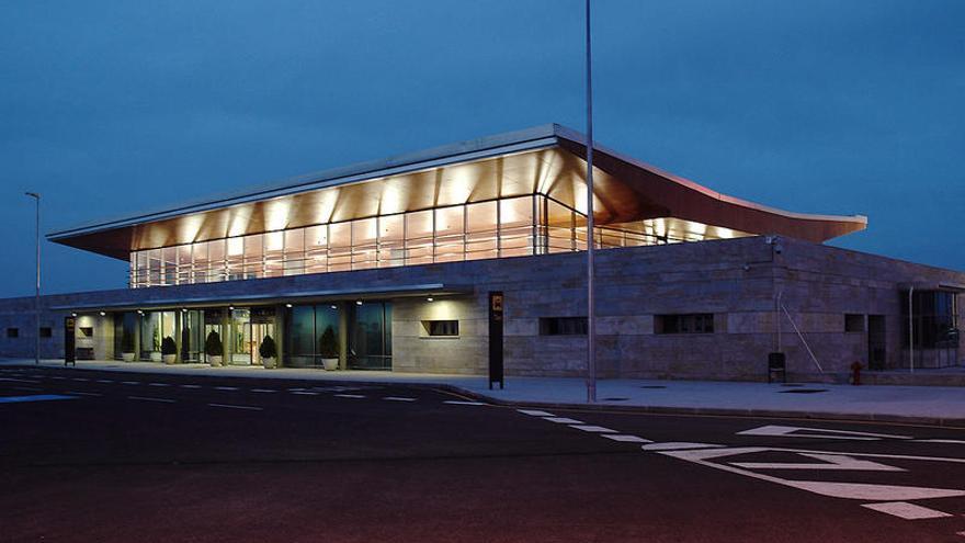 Terminal de Albacete / Foto: AENA