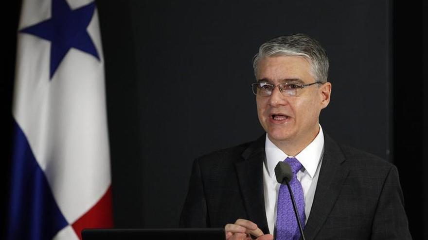 Panamá presentó a su candidato para presidir la CAF