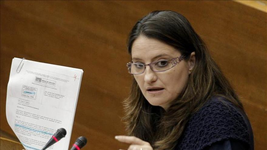 Compromís considera insólito no imputar a Camps y Barberá por el caso Noos