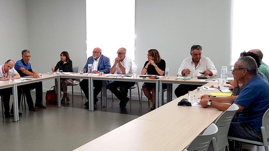 La consellera de Medio Ambiente, Elena Cebrián, preside el consejo de administración de Vaersa