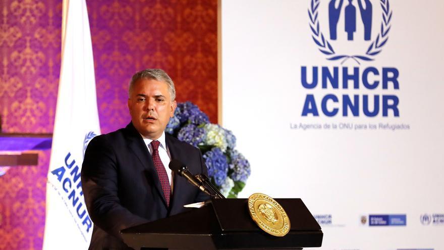 Duque activa comando contra el narcotráfico y las amenazas transnacionales
