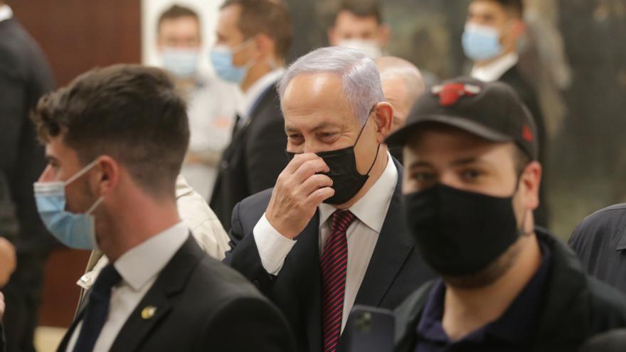 El Parlamento israelí da el primer paso para una nueva convocatoria de elecciones