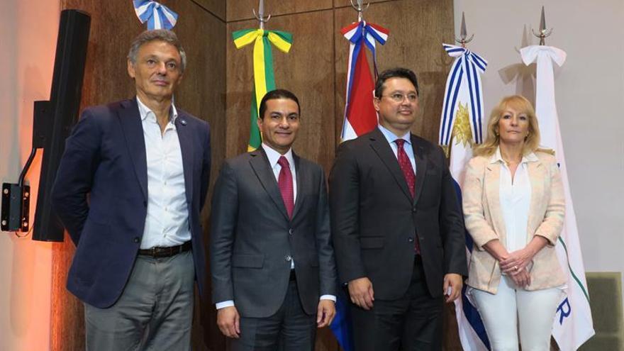 Los ministros del Mercosur y de Alianza del Pacífico buscarán estrechar vínculos