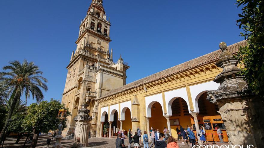 Torre alminar de la Mezquita Catedral