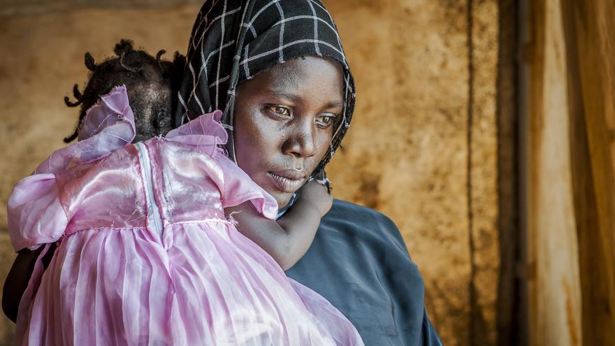 Vacunación en Yida, Sudán del Sur. Foto 2 © Yann Libessart/MSF