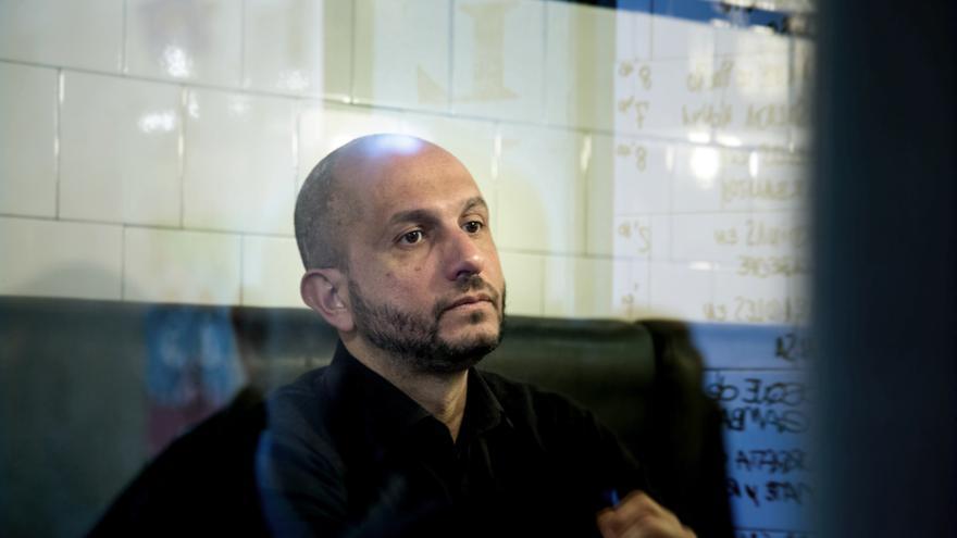 Jorge Carrión, autor de 'Contra Amazon'.  Foto: Pedro Madueño/Galaxia Gutemberg