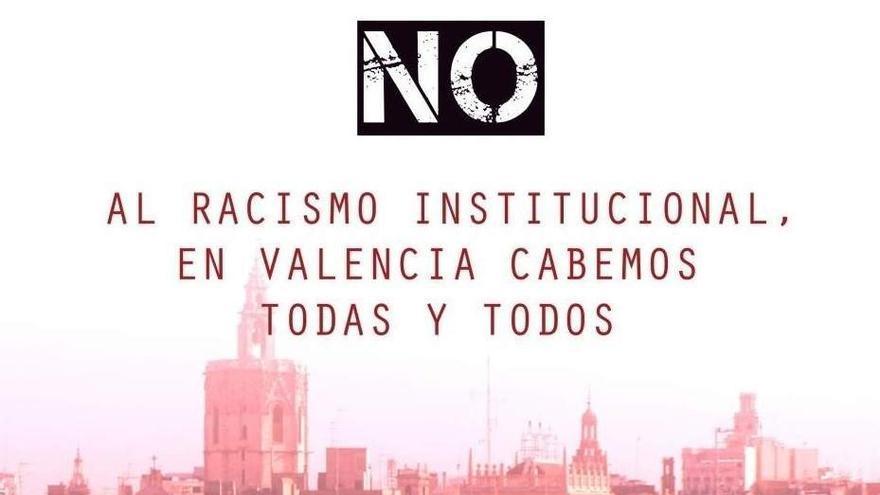 No racismo en Valencia
