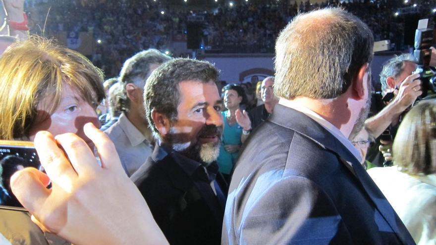 """Sànchez (ANC): """"Quien tiene un problema no somos nosotros, es Mariano Rajoy"""""""