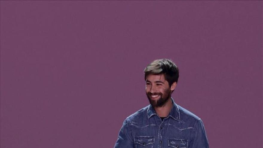 """El diseñador Juan Vidal prepara """"algo español"""" para los premios WoolmarkPrize"""