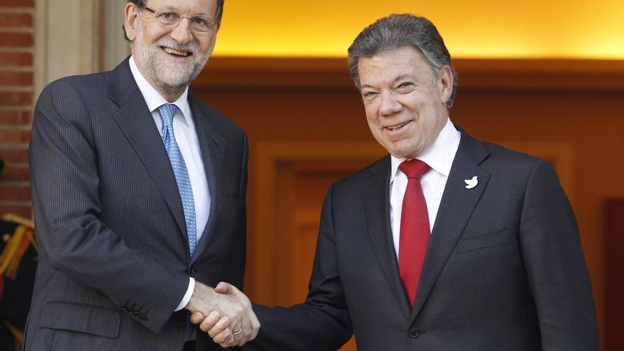 """Rajoy celebra el fin de la visa Schengen para los colombianos: """"Son parte de la historia de España"""""""