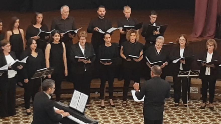 Breña Alta vuelve a la nueva normalidad con los ensayos del Coro Polifónico y la Batucada