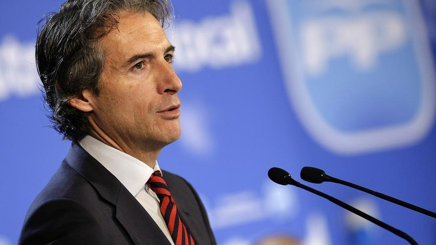 El presidente de la FEMP y alcalde de Santander, Íñigo de la Serna (PP).