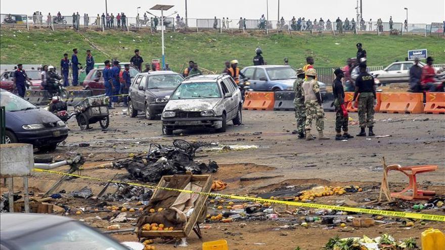 Al menos ocho muertos en un atentado suicida en el noreste de Nigeria