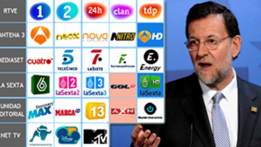 El Gobierno negocia con las TV para 'arreglar' la sentencia que podría quitar canales