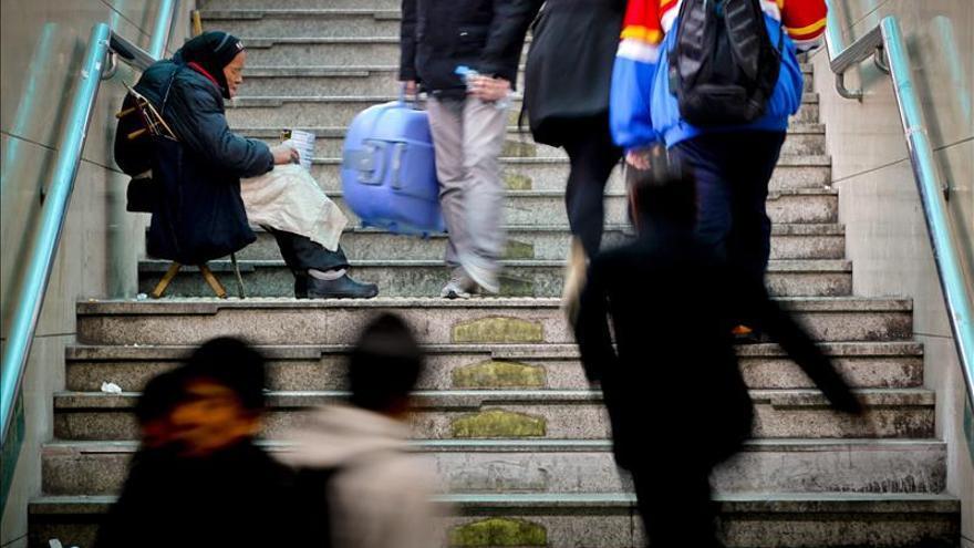 """La """"tribu rata"""", la vida bajo tierra de los trabajadores emigrantes en Pekín"""