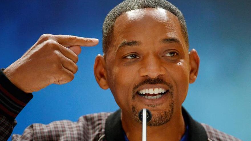 """Will Smith sobre su clon: """"Imagina grabar con el clon joven de Marlon Brando"""""""