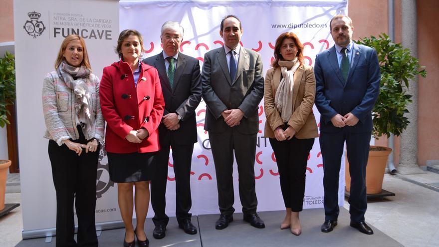 Funcave y Ayuntamiento presentaron los actos del 'Año Cisneros' en el Centro Cultural San Clemente de Toledo