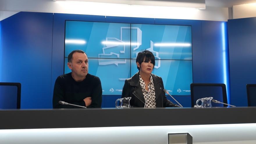 """EH Bildu acusa al Gobierno de hacer """"trampas"""" y amaga con no apoyar la ley sobre salarios, RGI y conciertos educativos"""