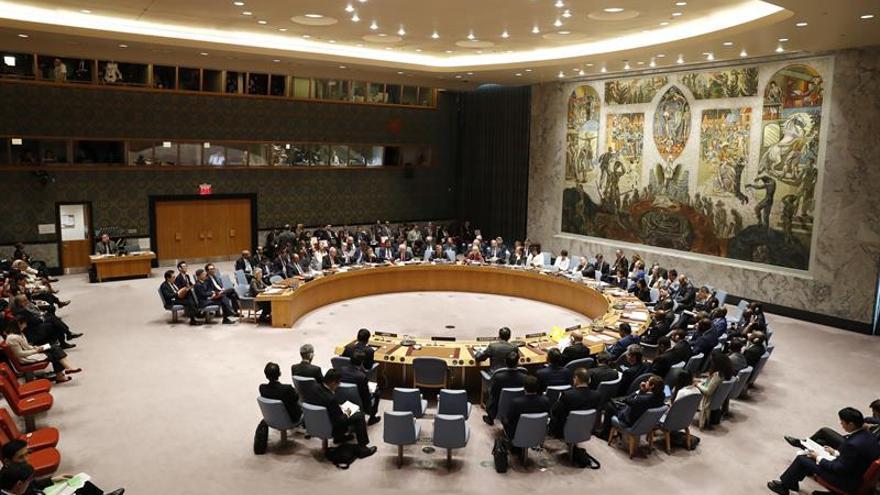 EE.UU. pide una reunión del Consejo de Seguridad de la ONU sobre Venezuela