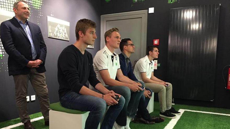 equipo de fútbol Woflsburgo eSports