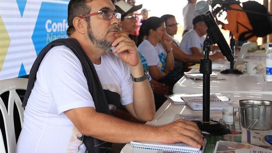 Las FARC convocarán un congreso fundacional para la creación de su partido